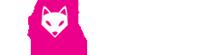 Logo Focksy hvidt
