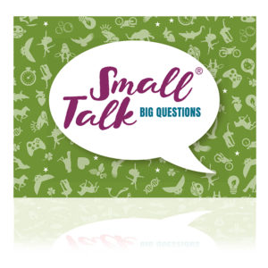 Small Talk Big Questions Grøn