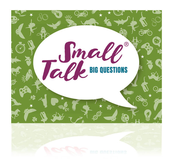 Small Talk Big Questions Grøn