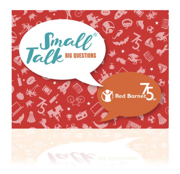 Small Talk Big Questions - Red Barnet